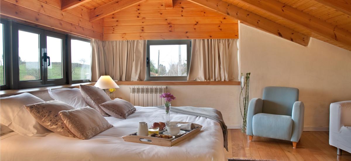 Hotel El Babú Rusticae habitación 5