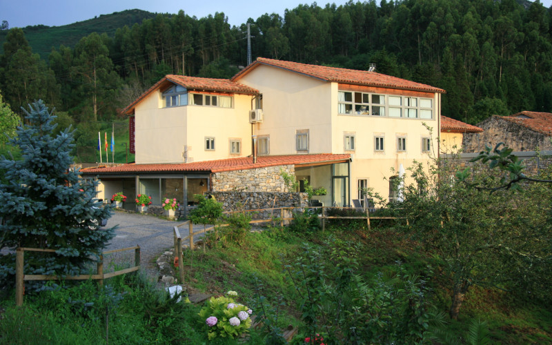 Hotel El Babú Rusticae garden