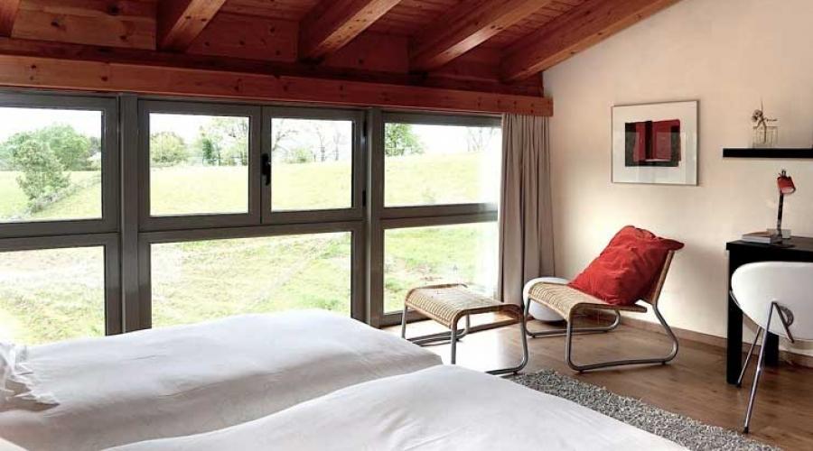 Rusticae Asturias Hotel El Babú con vistas Habitación