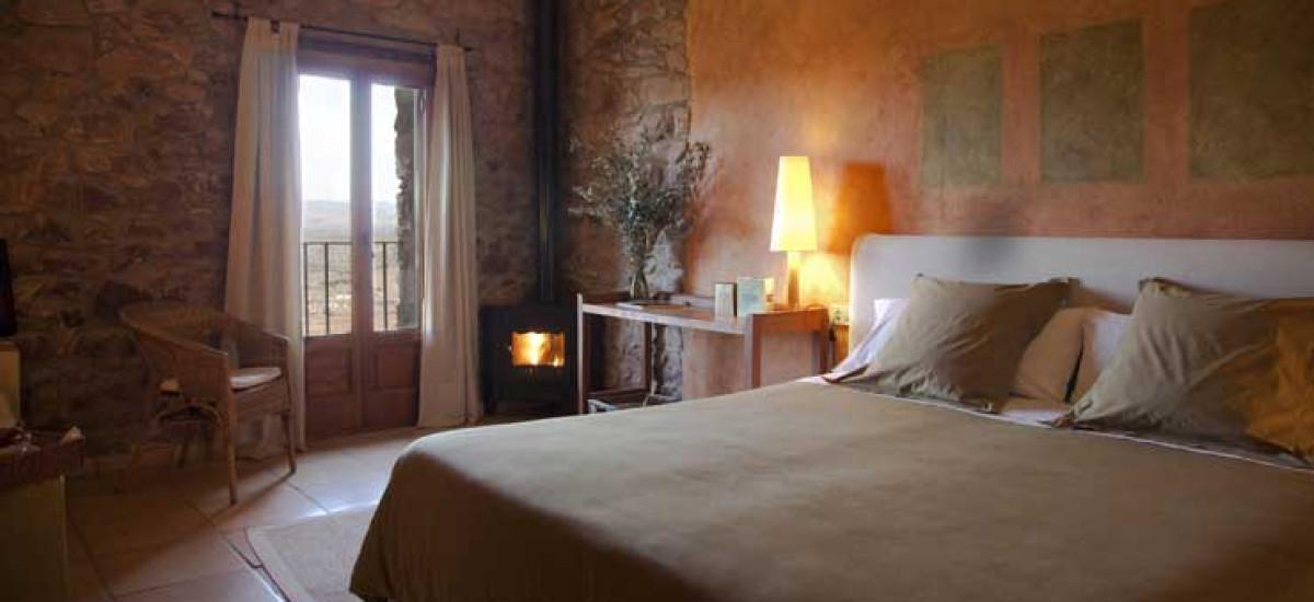 Rusticae Hotel Castellón con encanto Habitación