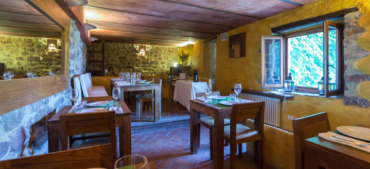 Rusticae charming Hotel Castellón dining room