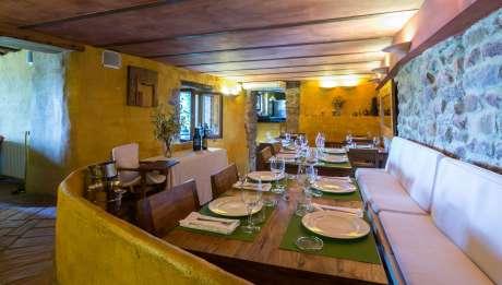 Rusticae Hotel Castellón con encanto Comedor