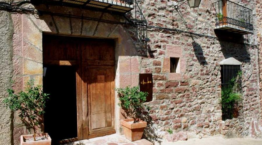 Rusticae Hotel Castellón con encanto exterior