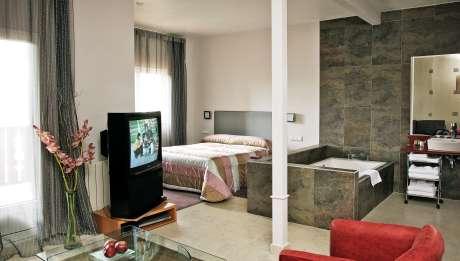 Rusticae Ávila Hotel con encanto Habitación completa