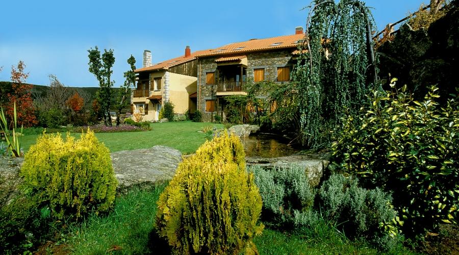 Rusticae Ávila Hotel con encanto Exteriores