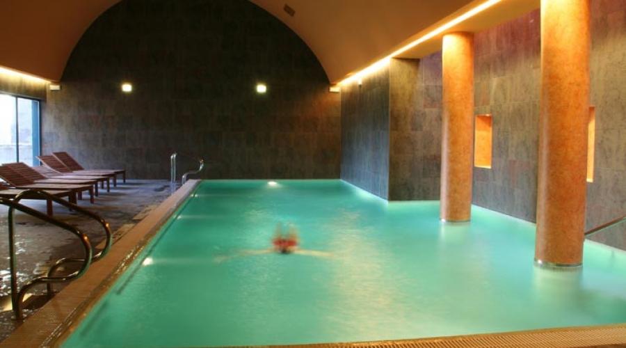 Hotel el milano real hoteles con encanto en avila for Hoteles en avila con piscina