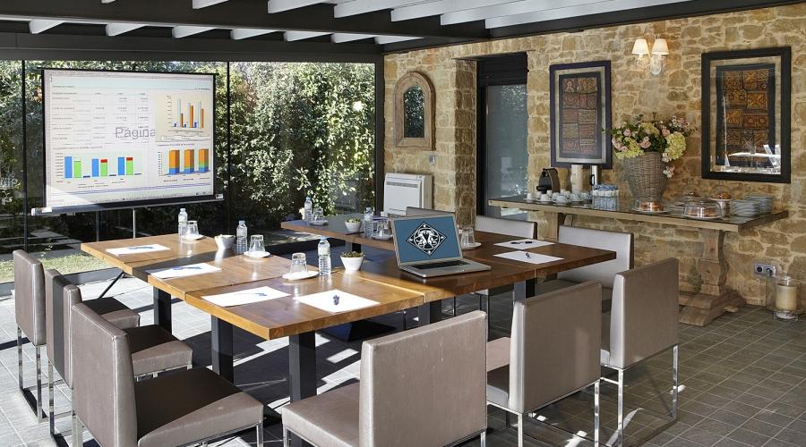 Rusticae Hotel Girona Gerona con encanto Sala de reuniones