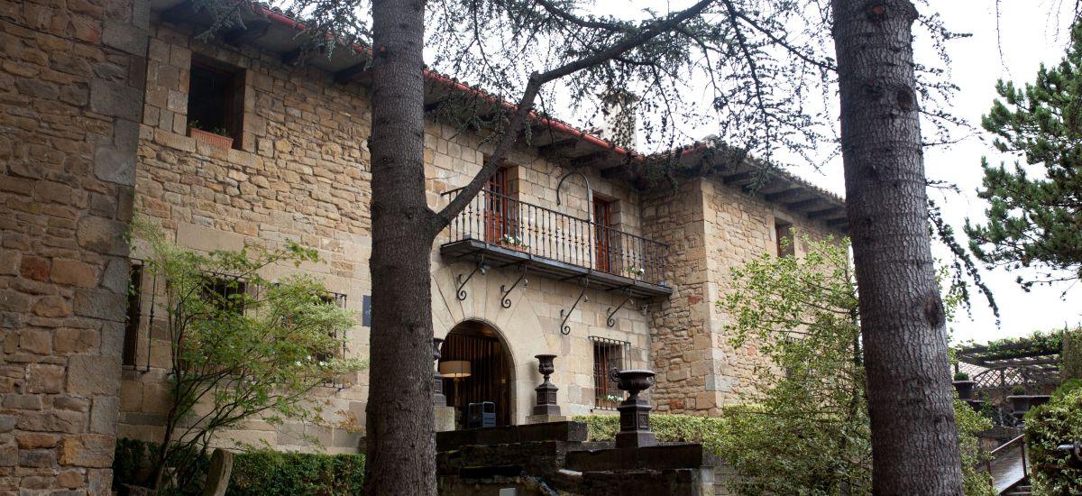 Hotel Pamplona EL Toro Spa entrada
