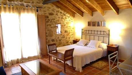 Rusticae Cáceres Hotel con encanto Habitación