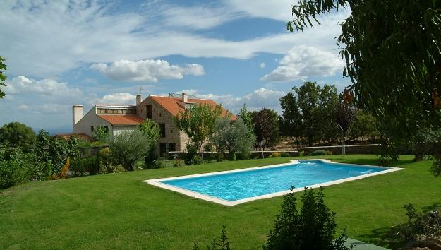 Hoteles Rusticae, Hoteles con piscina de impresión, Hoteles even