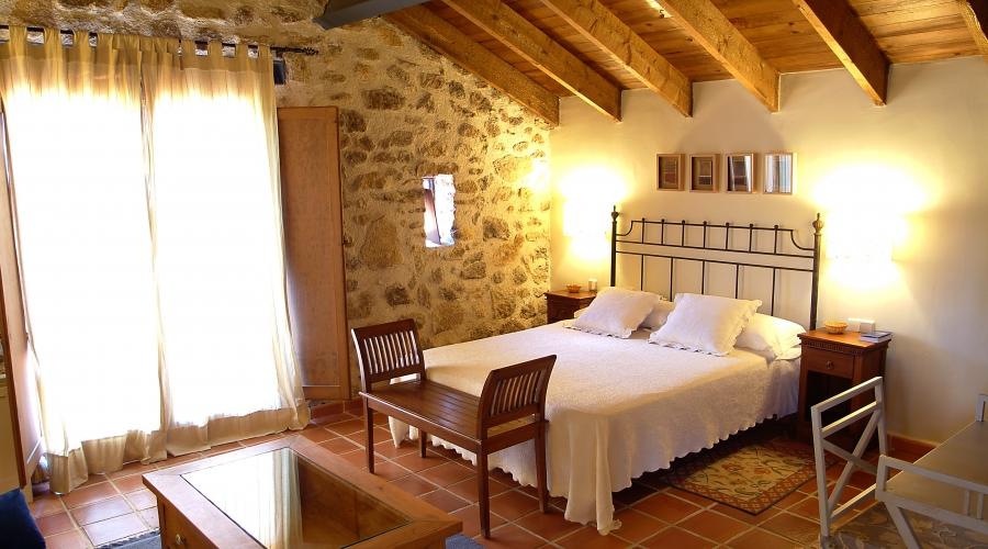 Hotel el turcal hoteles con encanto en caceres for Casa rural 4 habitaciones