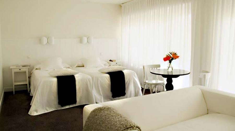 Rusticae Palencia Hotel con encanto Estrella BCarrión Habitación