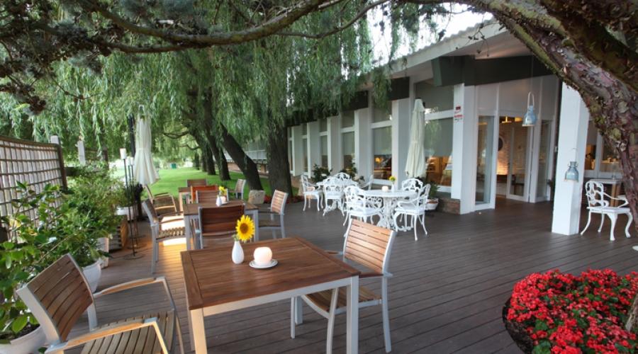 Rusticae Palencia Hotel con encanto Terraza