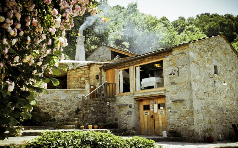 Fervenza Casa Grande en Lugo  Rusticae