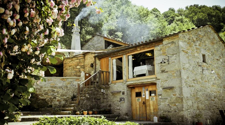 Rusticae Lugo Hotel con encanto Exterior