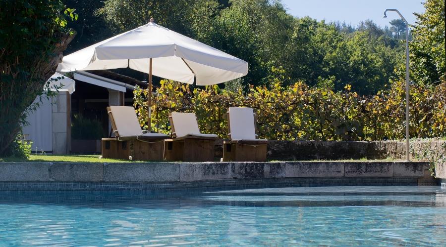 Rusticae Lugo Hotel con encanto Piscina