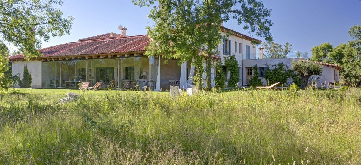 Finca Fuente Techada Hotel Rural en Segovia Jardin