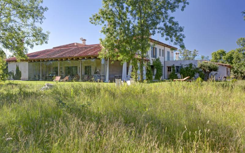 Finca Fuente Techada Hotel Rural in Segovia Garden