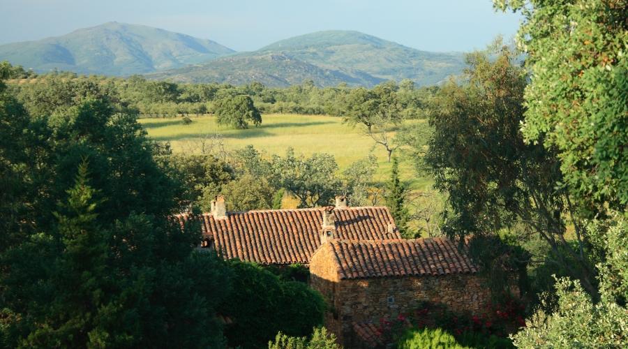 Rusticae Cáceres Hotel con encanto Alrededores