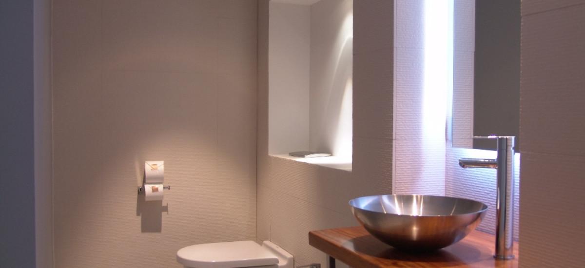 Rusticae Tarragona Hotel Claustre gastronomic bathroom