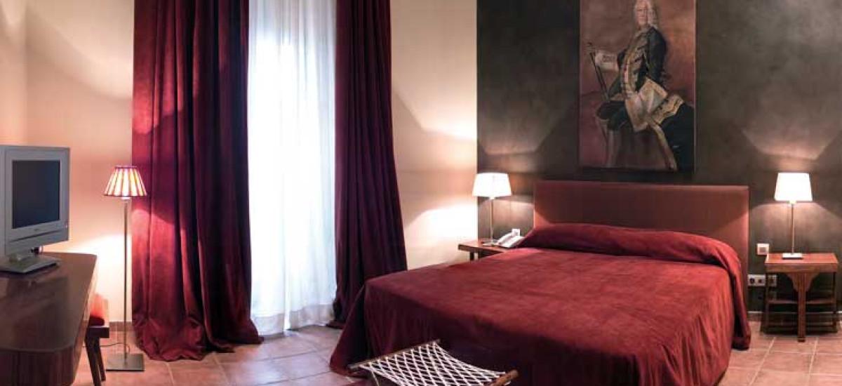 Rusticae Tarragona Hotel Claustre gastronomic bedroom
