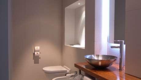 Rusticae Tarragona Hotel Claustre con encanto Baño