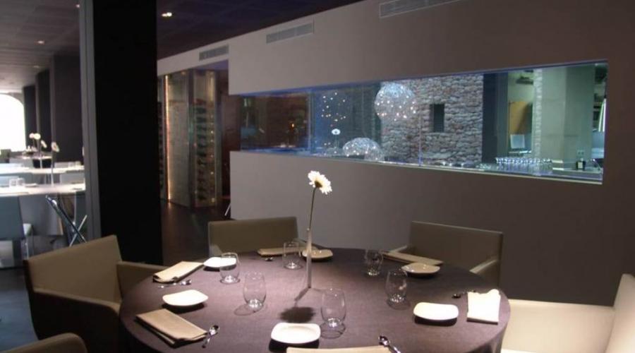 Rusticae Tarragona Hotel Claustre gastronomico Comedor