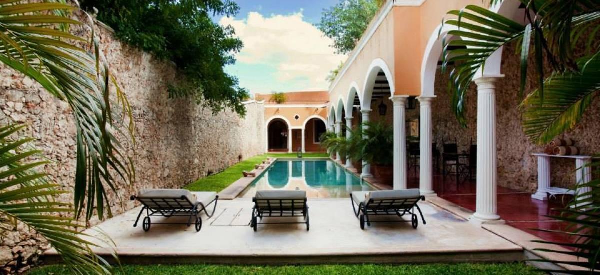Hotel Hacienda Mérida VIP