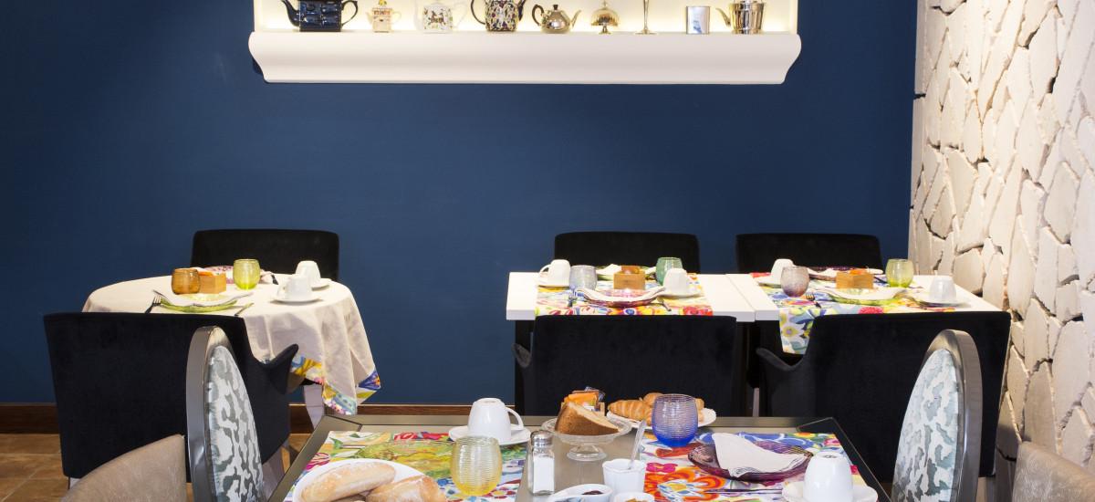 Hotel Hierba Luisa Rusticae desayuno 2