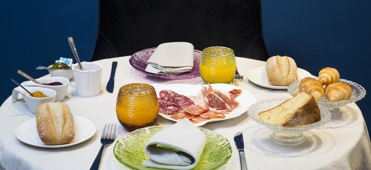 Hotel Hierba Luisa Rusticae desayuno 3