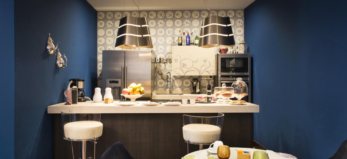 Hotel Hierba Luisa Rusticae desayuno