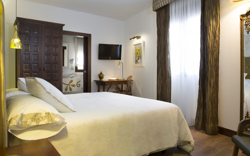 Hotel Hierba Luisa Rusticae room