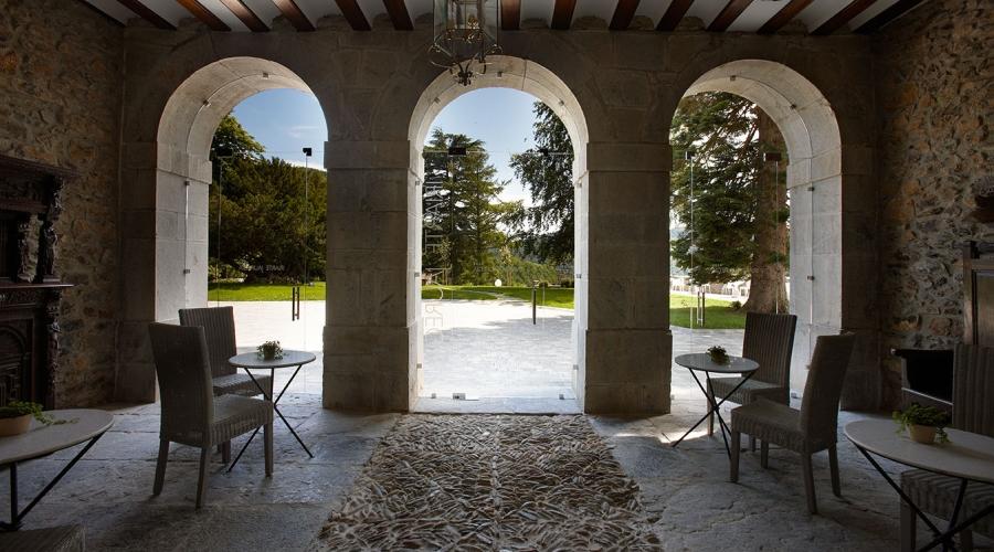 Rusticae Guadalajara Hotel con encanto Terraza