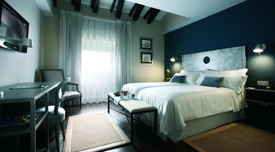 Rusticae Guadalajara Hotel con encanto Habitación