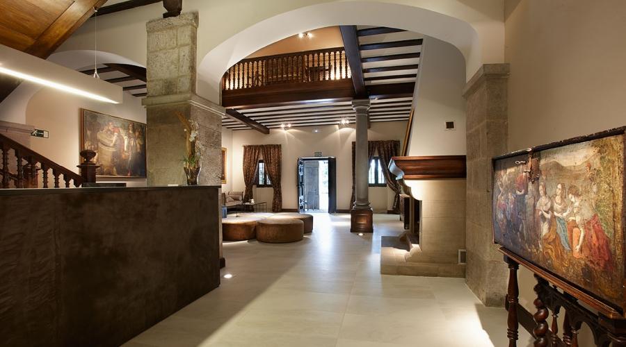 Rusticae Guadalajara Hotel con encanto Recepción