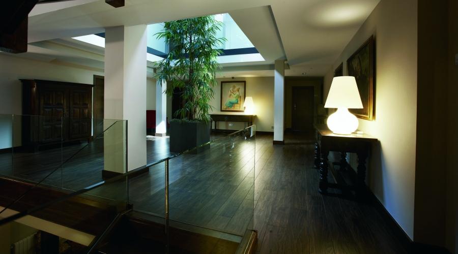 Rusticae Guadalajara Hotel con encanto Zona común