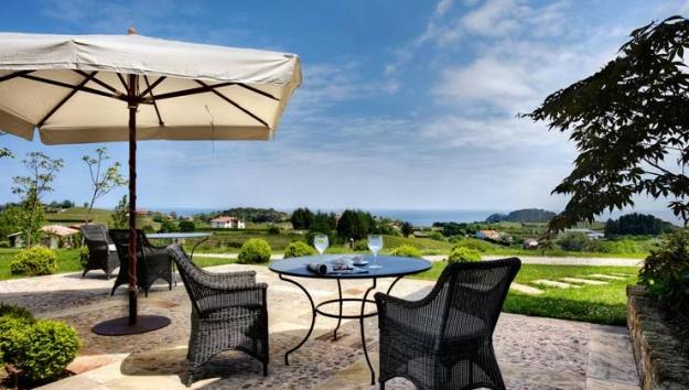 Hotel iturregi hoteles con encanto en guipuzkoa rusticae espa a - Hoteles con encanto en tarifa ...