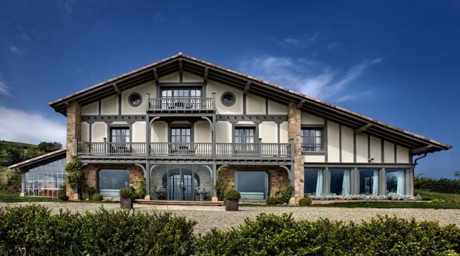 Rusticae Gipuzcoa Hotel con encanto Exterior
