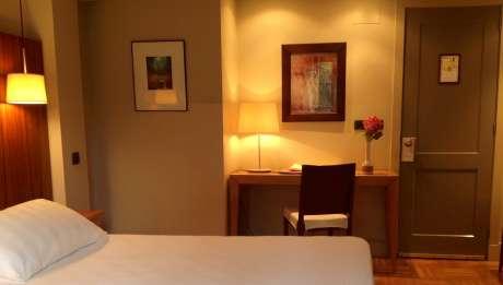 Rusticae Cantabria Hotel Jardín de Carrejo rural habitación