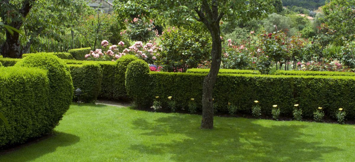 Caceres Rusticae charming hotel garden