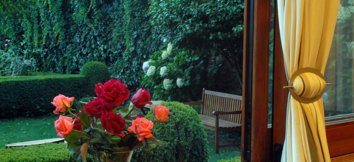 Casa Rural El Jardín del Convento