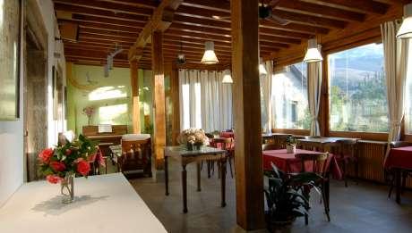Rusticae Cáceres Hotel con encanto Comedor
