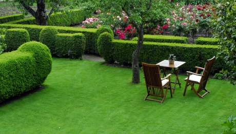 Rusticae Cáceres Hotel con encanto Jardín