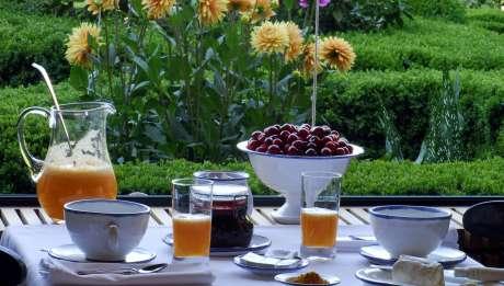 Rusticae Cáceres Hotel con encanto Desayuno
