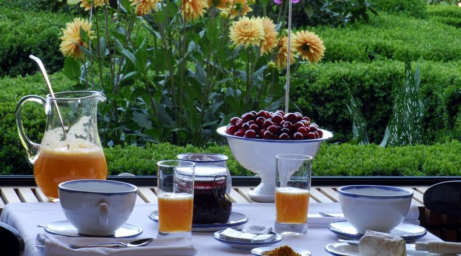 Rusticae hoteles con encanto share the knownledge - Jardines con encanto ...