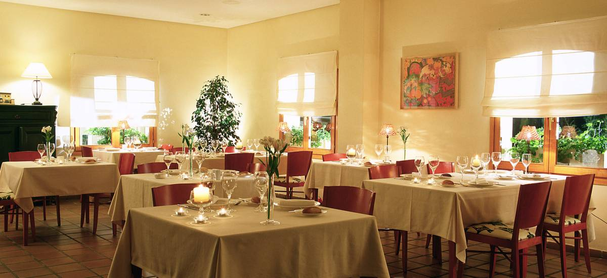 Rusticae Toledo Hotel L'Estació para niños Comedor