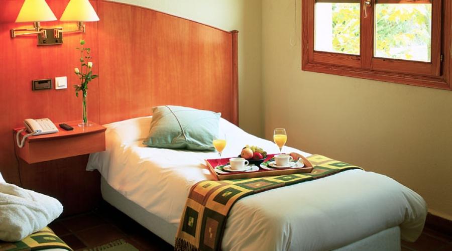 Hoteles Rusticae, Hoteles adaptados, Hoteles para bodas con enca