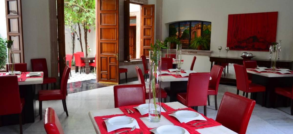 Hotel La Casa del Jardín