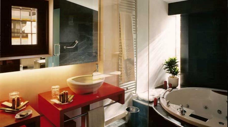 Rusticae Hotel Ciudad Real con encanto Baño
