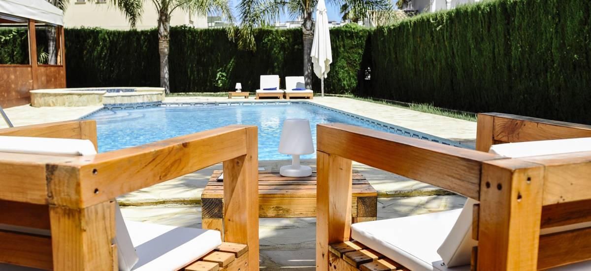 Hotel La Gastrocasa Gandia Valencia Hotel Gastro Casa Jardin
